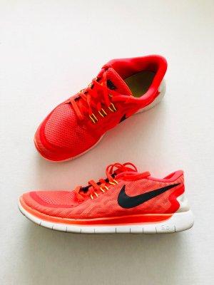 NIKE Free Laufschuhe Sportschuhe Sneakers GR. 36,5 Atomic orange
