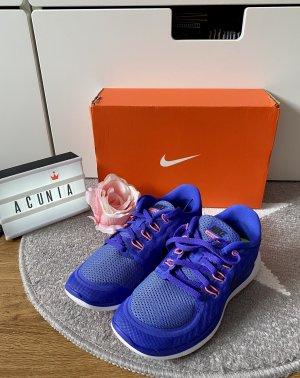 Nike Free Run 5.0 lila Größe 36,5