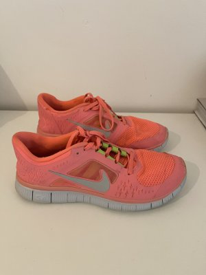 Nike Free Run Hot punch Sneaker Runner 38