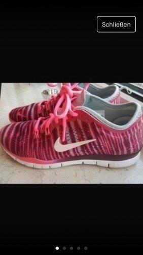 Nike Lace Shoes multicolored