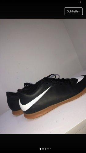 Nike Buty skaterskie biały-czarny