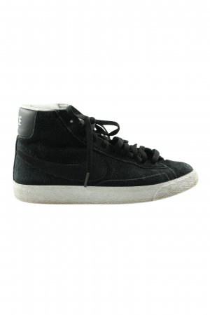 Nike High Top Sneaker schwarz Casual-Look