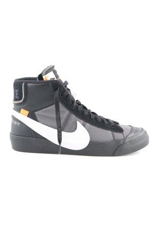 "Nike High Top Sneaker ""Blazer Mid Off-White"""