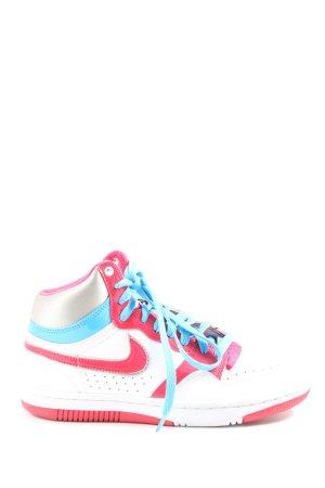 Nike High Top Sneaker mehrfarbig Casual-Look