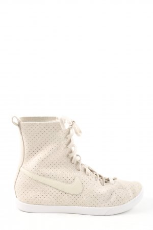 Nike High Top Sneaker wollweiß Casual-Look