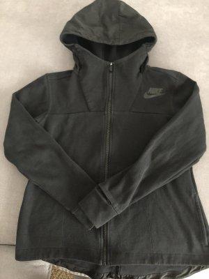 Nike Maglione con cappuccio nero