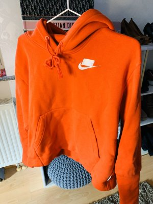 Nike Hooded Sweater neon orange