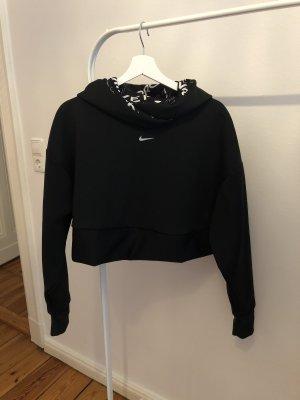 Nike pro Oversized Sweater black-white