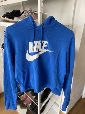 Nike Hoodie blau