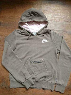 Nike Hoodie, Braun, Gr.S, Reißverschluss, NP 79,95€