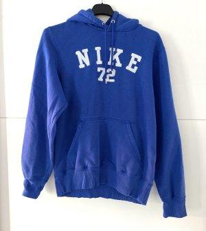 Nike Sweter oversize niebieski-stalowy niebieski