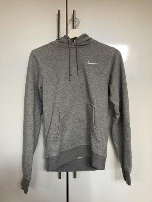 Nike Hoodie Pullover grau