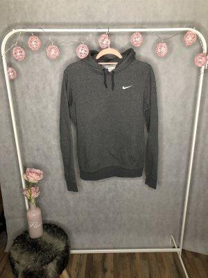 Nike hoodie Pullover grau S