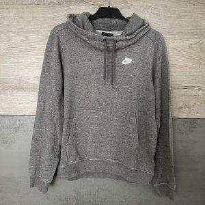 Nike Hoodie S grau Pullover Pulli Kapizenpullover Sweatshirt