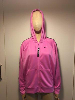 Nike Hoodie - Trainingsjacke *NEU* mit Etikett pink Grösse M