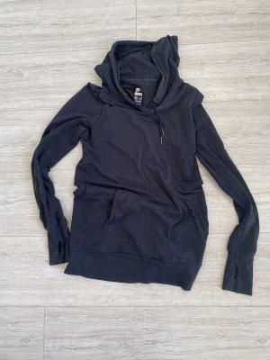 Nike Top à capuche noir