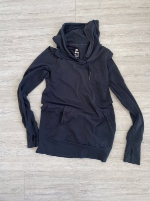 Nike Hooded Shirt black