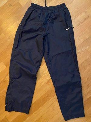 Nike Hose M 38 blau