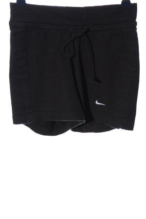 Nike Hot Pants schwarz Casual-Look