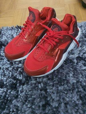 Basket slip-on rouge