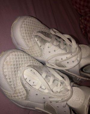 Nike Huarache weiß