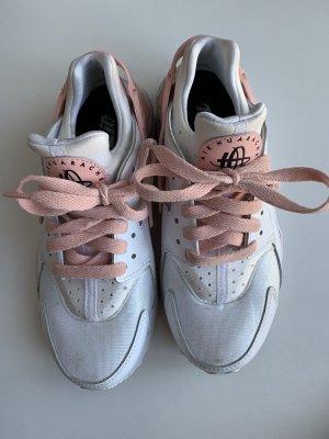 Nike Veterschoenen wit-roze