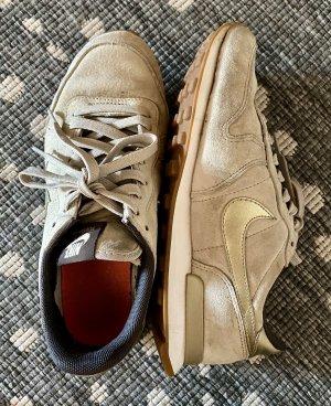 Nike, Internationalist, beige/Gold