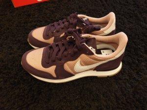 Nike Internationalist, Gr. 38, rosa lila/pflaume