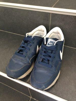 Nike Internationalist Leder dunkelblau 39