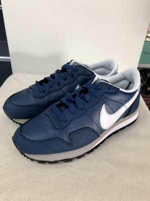 Nike Internationalist Leder dunkelblau 39