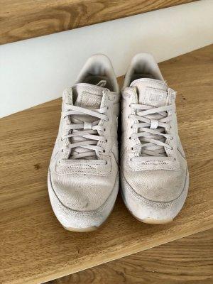 Nike Internationalist Sneaker beige Wildleder 38,5