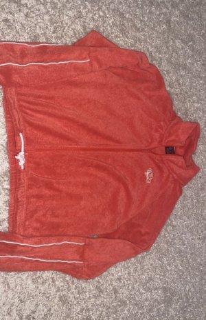 Nike Veste longue rouge