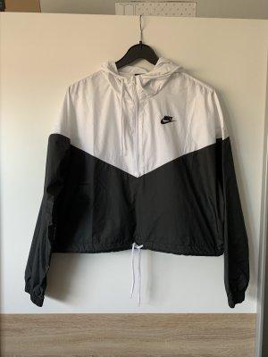 Nike Outdoor Jacket black-white