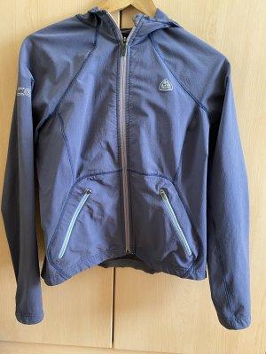Nike Outdoor Jacket steel blue-cornflower blue