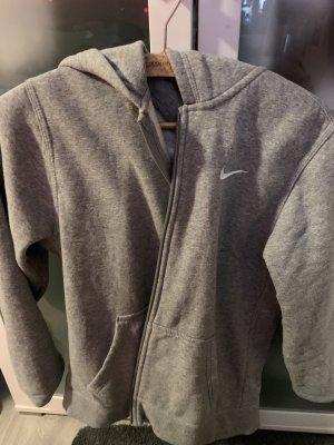 Nike Giacca sport grigio chiaro