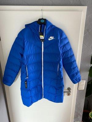 Nike Kurtka zimowa niebieski