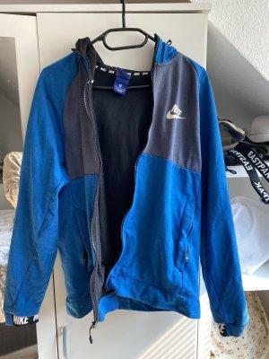 Nike Cardigan grey-blue