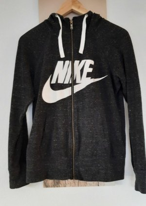 Nike Hoody black-anthracite