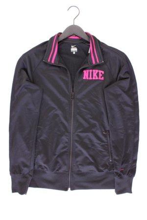Nike Jacke Größe L schwarz aus Polyester