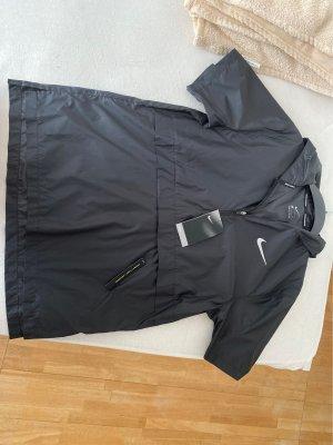 Nike Impermeabile nero