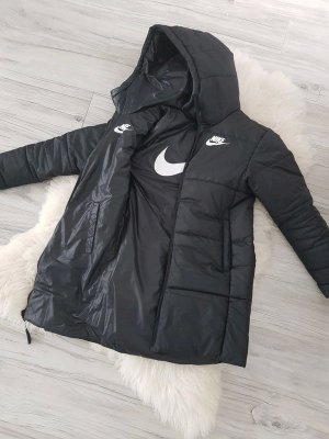 Nike Giacca con cappuccio nero