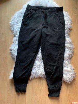 Nike Pantalón deportivo blanco-negro