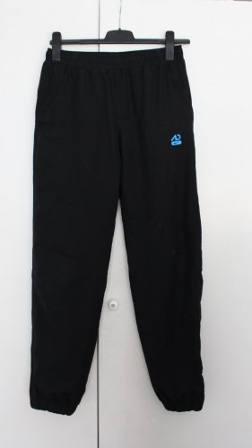 Nike Jogger Jogginghose Sweatpants TrainingshoseSchwarz Blau S