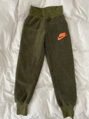 Nike Trackies orange-dark green