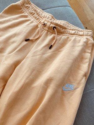 Nike Spodnie sportowe nude-brzoskwiniowy