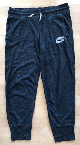Nike Sportbroek zwart-grijs