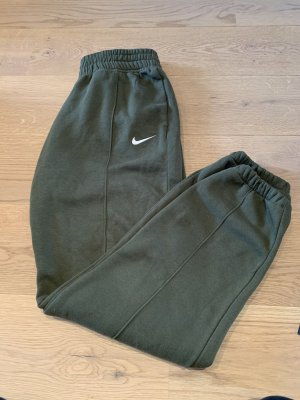 Nike Trackies dark green-khaki
