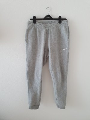 Nike Jogginghose comfy Loungwear Sport Homewear grau meliert bequem warm Sweat  m medium