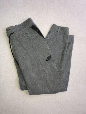 Nike Pantalon de sport gris-gris clair