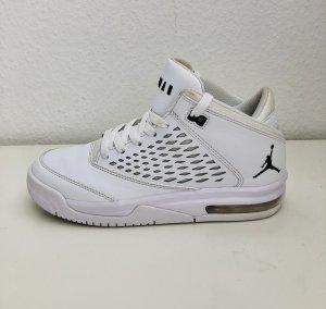 Air Jordan Sneaker stringata bianco